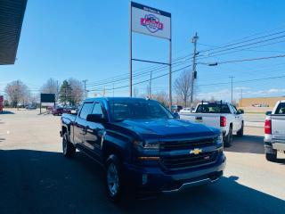 Used 2017 Chevrolet Silverado 1500 LT Z71 Leather Heated Seats Only $113 Weekly! for sale in Truro, NS
