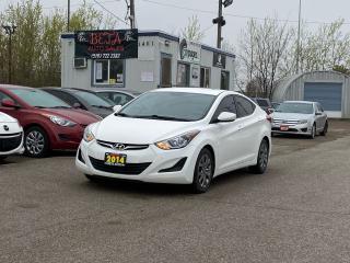 Used 2014 Hyundai Elantra GL for sale in Kitchener, ON