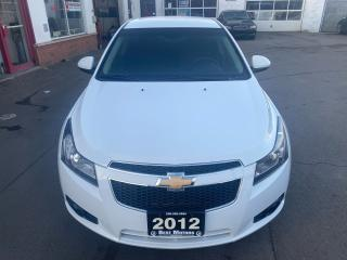 Used 2012 Chevrolet Cruze Eco w/1SA for sale in Hamilton, ON