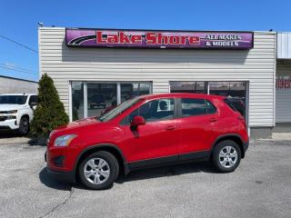 Used 2014 Chevrolet Trax LS BLUETOOTH for sale in Tilbury, ON