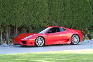 Used 2004 Ferrari 360 Challenge Stradale for sale in Langley, BC