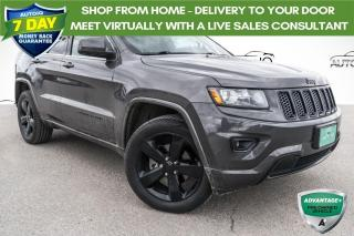 Used 2015 Jeep Grand Cherokee Laredo POWER LIFTGATE!! POWER MOONROOF!! for sale in Barrie, ON