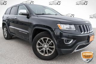 Used 2014 Jeep Grand Cherokee Limited SOLD AS TRADED, YOU CERTIFY, YOU SAVE!!! for sale in Barrie, ON
