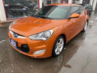 Used 2012 Hyundai Veloster Base for sale in Hamilton, ON
