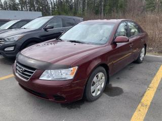 Used 2009 Hyundai Sonata GL for sale in Gander, NL