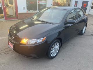 Used 2010 Kia Forte LX for sale in Hamilton, ON