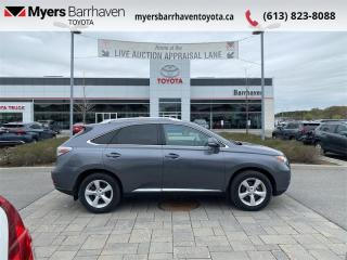 Used 2012 Lexus RX 350 4DR AWD  - $151 B/W for sale in Ottawa, ON