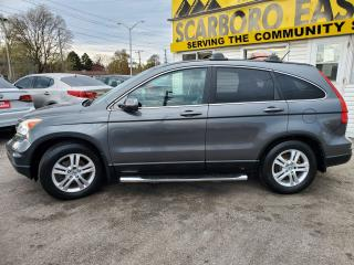 Used 2011 Honda CR-V Sport/EXL/Navi /CAMERA/LEATHER/ROOF/LOADED/ALLOYS for sale in Scarborough, ON