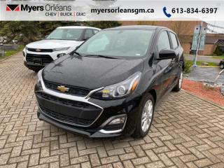 New 2021 Chevrolet Spark LT  - OnStar - Rearview Camera for sale in Orleans, ON