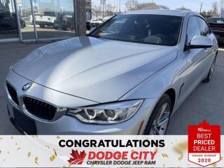 Used 2017 BMW 4 Series 430i xDrive-AWD,Sunroof,Htd.Seats for sale in Saskatoon, SK