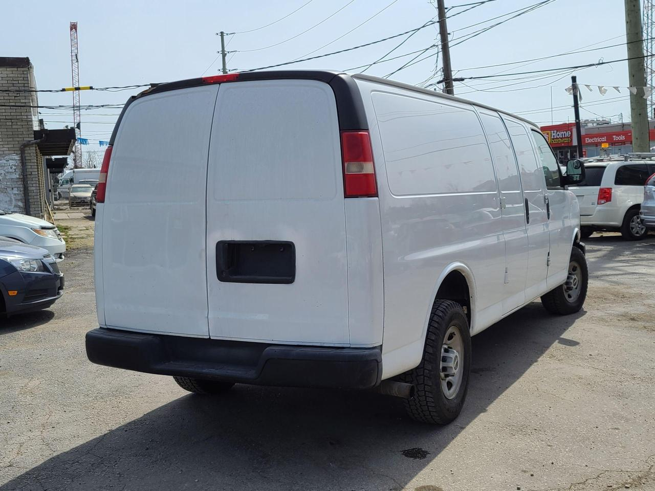 2009 GMC Savana 3500