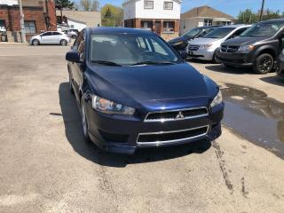 Used 2013 Mitsubishi Lancer **BLUETOOTH*WARRANTY INCLUDED** for sale in Hamilton, ON