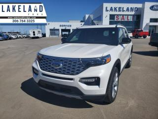 New 2021 Ford Explorer Platinum  - Leather Seats - $429 B/W for sale in Prince Albert, SK