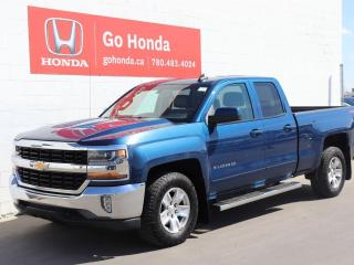 Used 2018 Chevrolet Silverado 1500 LT 4WD LEATHER for sale in Edmonton, AB