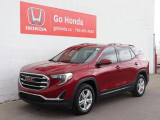 Used 2018 GMC Terrain SLT DIESEL AWD LEATHER ROOF for sale in Edmonton, AB
