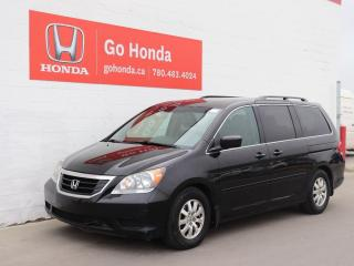 Used 2010 Honda Odyssey EX-L W/RES DVD LEATHER for sale in Edmonton, AB