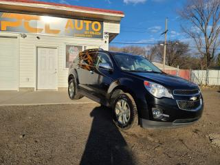 Used 2012 Chevrolet Equinox LTZ for sale in Edmonton, AB