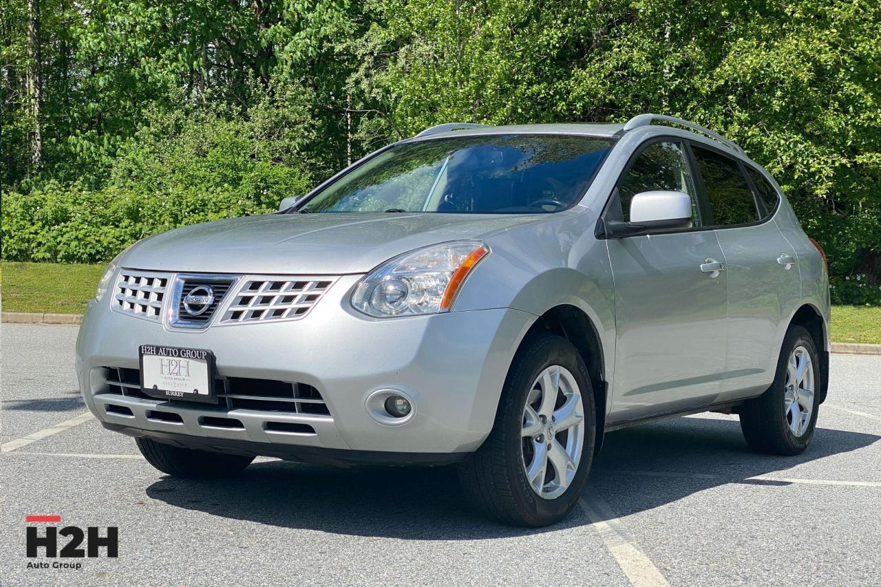 2008 Nissan Rogue  Photo1