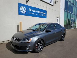 Used 2014 Volkswagen Jetta Sedan GLI DSG SPORT W/ LEATHER PKG! for sale in Edmonton, AB
