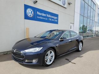 Used 2014 Tesla Model S Performance for sale in Edmonton, AB
