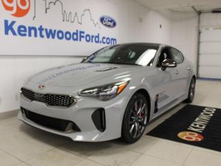 Used 2018 Kia Stinger GT Limited for sale in Edmonton, AB