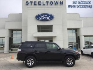 Used 2019 Toyota 4Runner SR5 Package  - Navigation for sale in Selkirk, MB