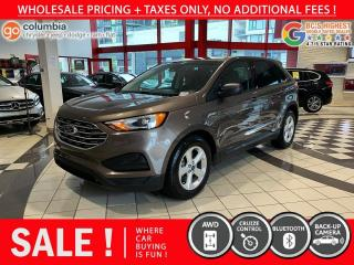 Used 2019 Ford Edge SEL - Accident Free / Local / No Dealer Fees for sale in Richmond, BC