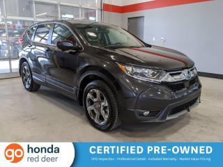 Used 2019 Honda CR-V EX-L for sale in Red Deer, AB