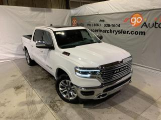 New 2021 RAM 1500 Limited Longhorn for sale in Peace River, AB