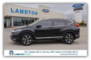 Used 2019 Honda CR-V Touring for sale in Sarnia, ON