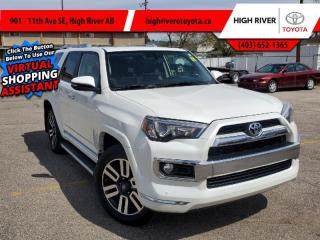 Used 2018 Toyota 4Runner LIMITED PACKAGE 5-PASSENGER for sale in High River, AB