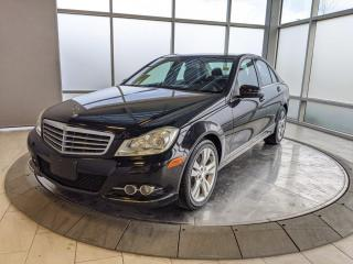 Used 2013 Mercedes-Benz C-Class C 300 for sale in Edmonton, AB