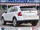 2013 Ford Edge SEL MODEL, NAVI, PANROOF, LEATHER & CLOTH SEATS
