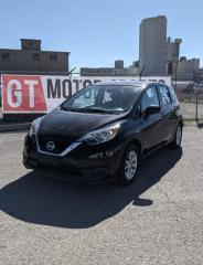 Used 2018 Nissan Versa Note SV  | $0 DOWN - EVERYONE APPROVED! for sale in Calgary, AB