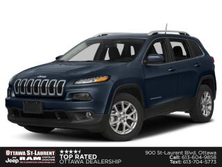 Used 2014 Jeep Cherokee North PANORAMIC SUNROOF, COLD WEATHER GROUP, ALPINE AUDIO, POWER LIFTGATE for sale in Ottawa, ON