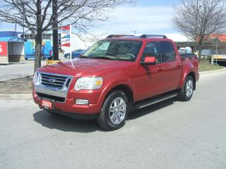 Used 2007 Ford Explorer Sport Trac LIMITED    4X4    POWER HEATED LEATHER for sale in York, ON