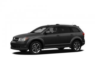 Used 2012 Dodge Journey SXT & Crew for sale in Ottawa, ON