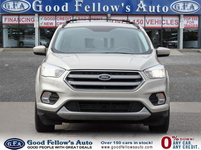 2017 Ford Escape SE MODEL, REARVIEW CAMERA, HEATED SEATS, 1.5L ECO