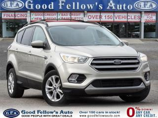Used 2017 Ford Escape Car Loans For Every One ..! for sale in Toronto, ON