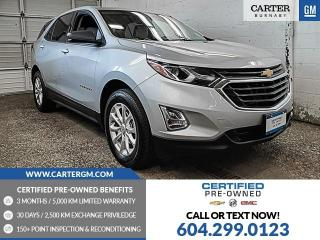 Used 2019 Chevrolet Equinox LS for sale in Burnaby, BC