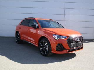 New 2021 Audi Q3 45 Progressiv for sale in Regina, SK