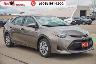 Used 2018 Toyota Corolla LE for sale in Hamilton, ON