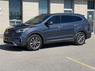 Used 2017 Hyundai Santa Fe XL Luxury AWD NAVIGATION/CAMERA/PANO ROOF/6 PASS for sale in North York, ON