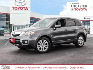 Used 2011 Acura RDX Technology Package for sale in Ancaster, ON