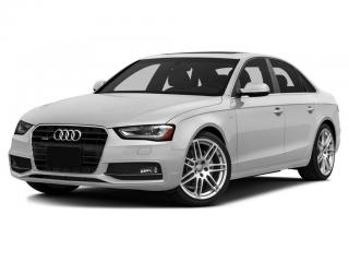 Used 2014 Audi A4 **Rare S-Line 2.0 Technik Pkg.** for sale in Ancaster, ON