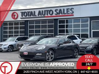 Used 2012 Porsche Panamera 4S | PDK | V8 400HP | LOADED for sale in North York, ON