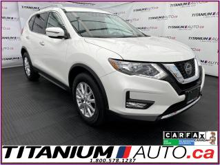 Used 2018 Nissan Rogue SV-FEB+Remote Start+Camera+Blind Spot+Apple Play for sale in London, ON