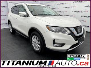 Used 2017 Nissan Rogue SV-TECH+AWD+GPS+360 Camera+Pano Roof+Blind Spot for sale in London, ON