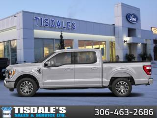 New 2021 Ford F-150 Lariat  - Leather Seats for sale in Kindersley, SK