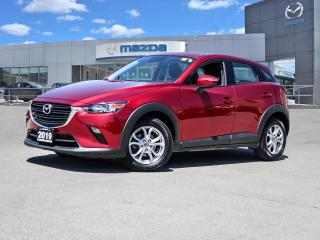 Used 2019 Mazda CX-3 GS - AUTOMATIC, HEATED STEERING WHEEL, BLUETOOTH, REAR CAMERA for sale in Hamilton, ON